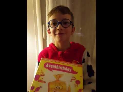Cadeau Anniversaire Enfant 7 Ans Youtube