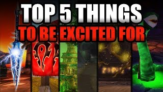 Top 5 Things To Look Forward To In Classic WoW!