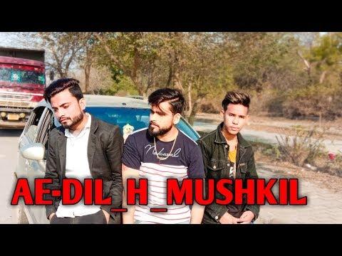 ae-dil-hai-mushkil-ft.-rcr-rapper- -arijit-singh- -rcr- -turk-junaid- 