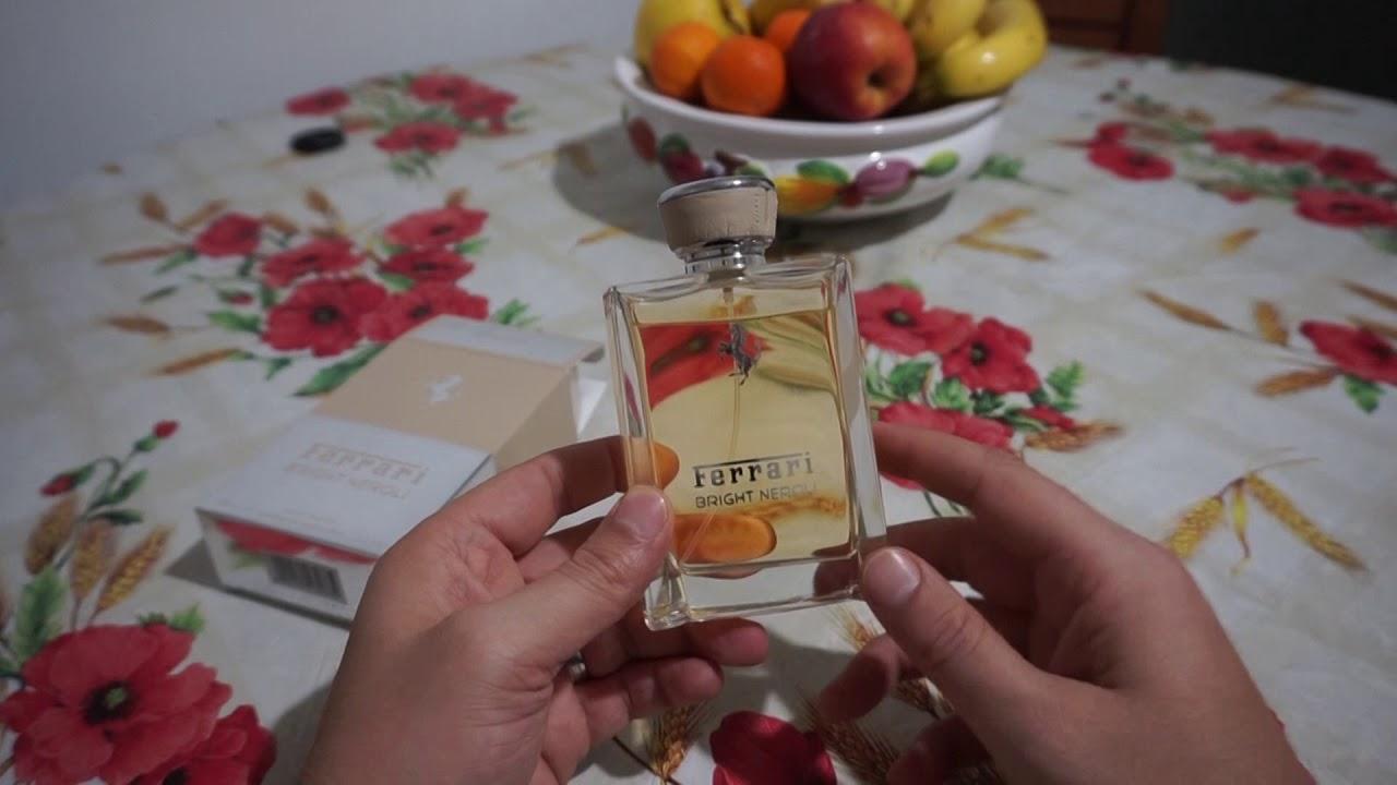 Ferrari Bright Neroli Wow Recenzie Parfum Lb Romana Youtube