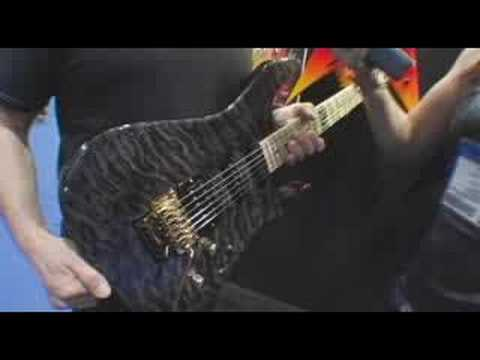 Vinnie Moore Only With Dean Guitars NAMM 2008
