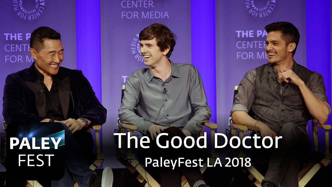 Download The Good Doctor at PaleyFest LA 2018: Full Conversation
