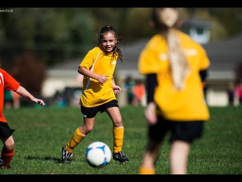 How to Photograph Soccer Tutorial