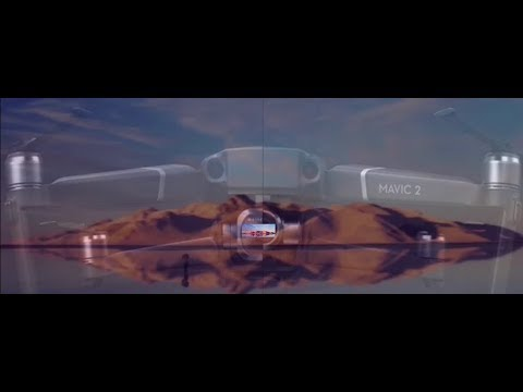 Dji Mavic's 2 drones comes with a handheld gimbal?🤔