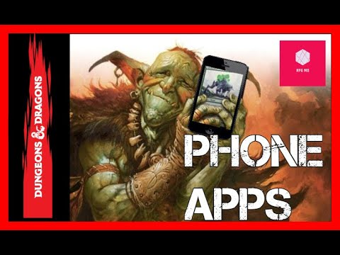 Top Apps For Dungeons And Dragons [2020]