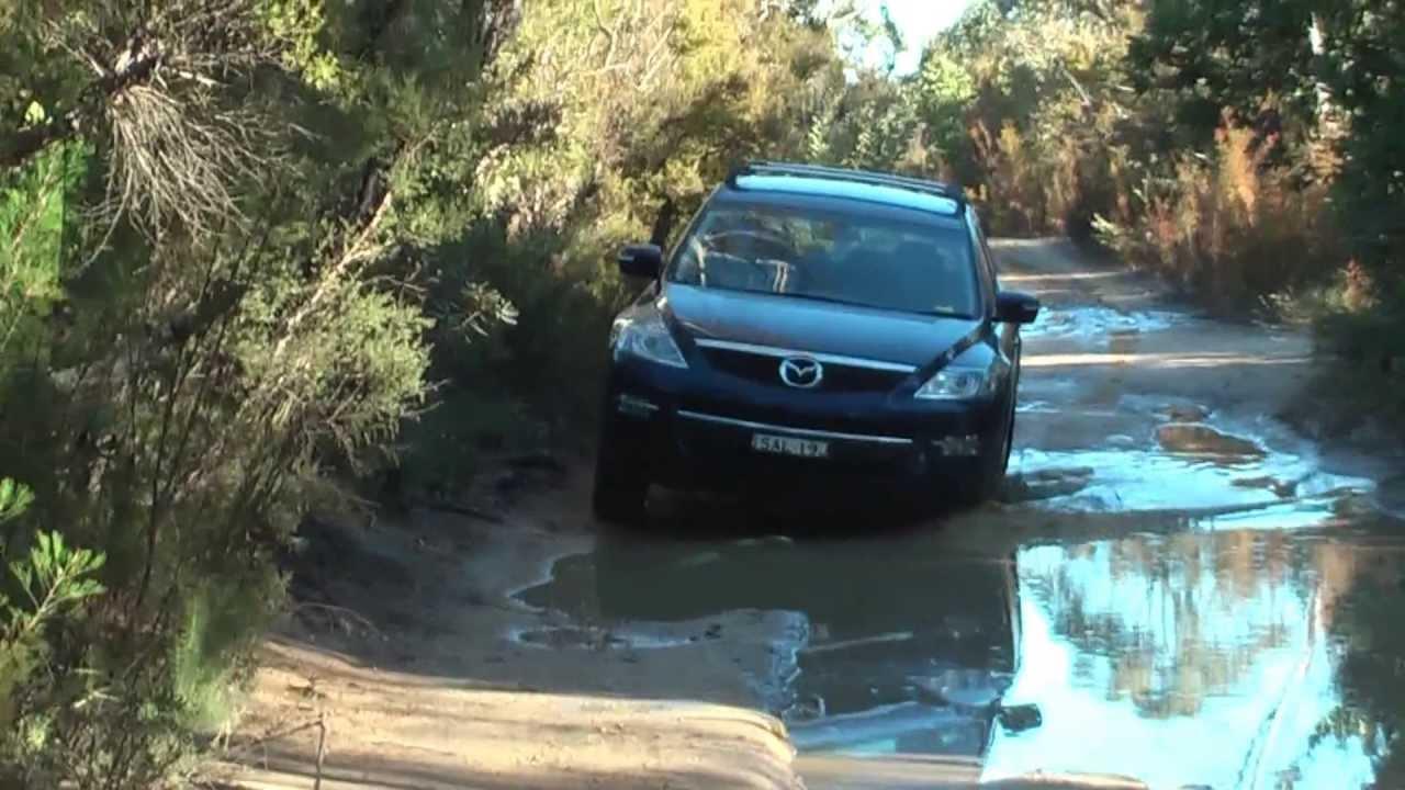 Mazda Cx9 Off Road Youtube