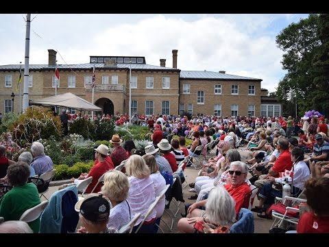 Lieutenant Governor Canada Day Garden Party July 1 2016