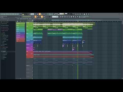 XXXTENTACION - Changes (SB Remix) In Fl Studio