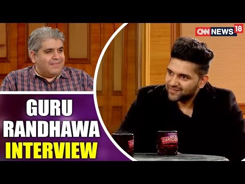 Guru Randhawa Exclusive Interview With Rajeev Masand   CNN News18