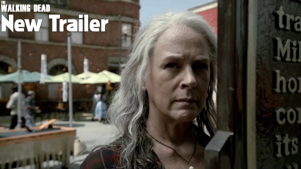 Download The Walking Dead S11B Trailer - Daryl goes to Commonwealth & Gabriel's fate sealed?