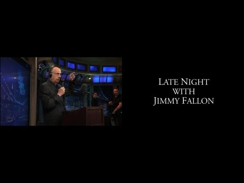 "Jeffrey Tambor Recreates ""Larry Sanders"" Opening On ""Late Night with Jimmy Fallon"""