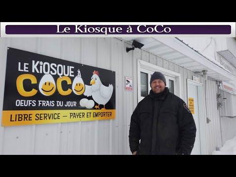 Le Kiosque à CoCo(Hier@Aujourd`hui)