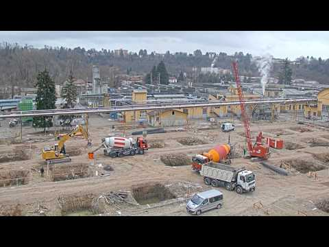 video time lapse cantiere mazzucchelli 1849 video time lapse cantieri