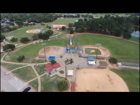 Winchester Park Baseball & Softball Fields in Chandler, TX