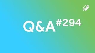 Q&A #294 Wyniki konkursu i trochę o Android vs. iOS | Robert Nawrowski