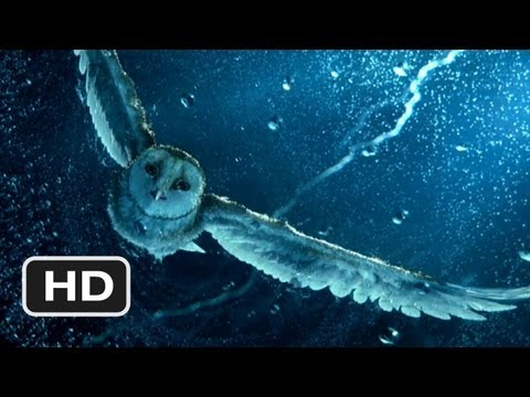 Legend of the Guardians: The Owls of Ga'Hoole #7 Movie CLIP - Use Your Gizzard (2010) HD