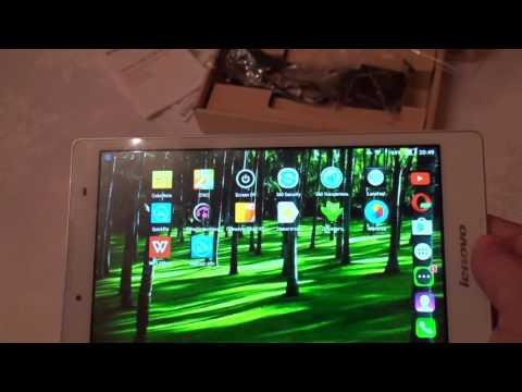 Обзор планшета Lenovo TAB 2 A8-50LC