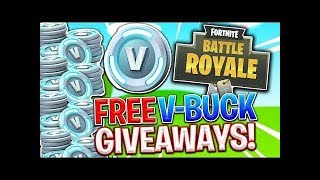 Fornite VBuck Giveaway | Spielen mit Subs | 41K Schleifen | Fortnite Battle Royale