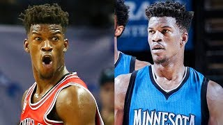 How Jimmy Butler Reacted to Being Traded to the Timberwolves! Jimmy Butler CLOWNS Timberwolves
