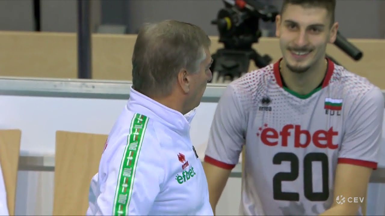 Serbia vs Bulgaria - FULL MATCH - CEV Tokyo Volleyball European Qualification 2020 - Men Pool B