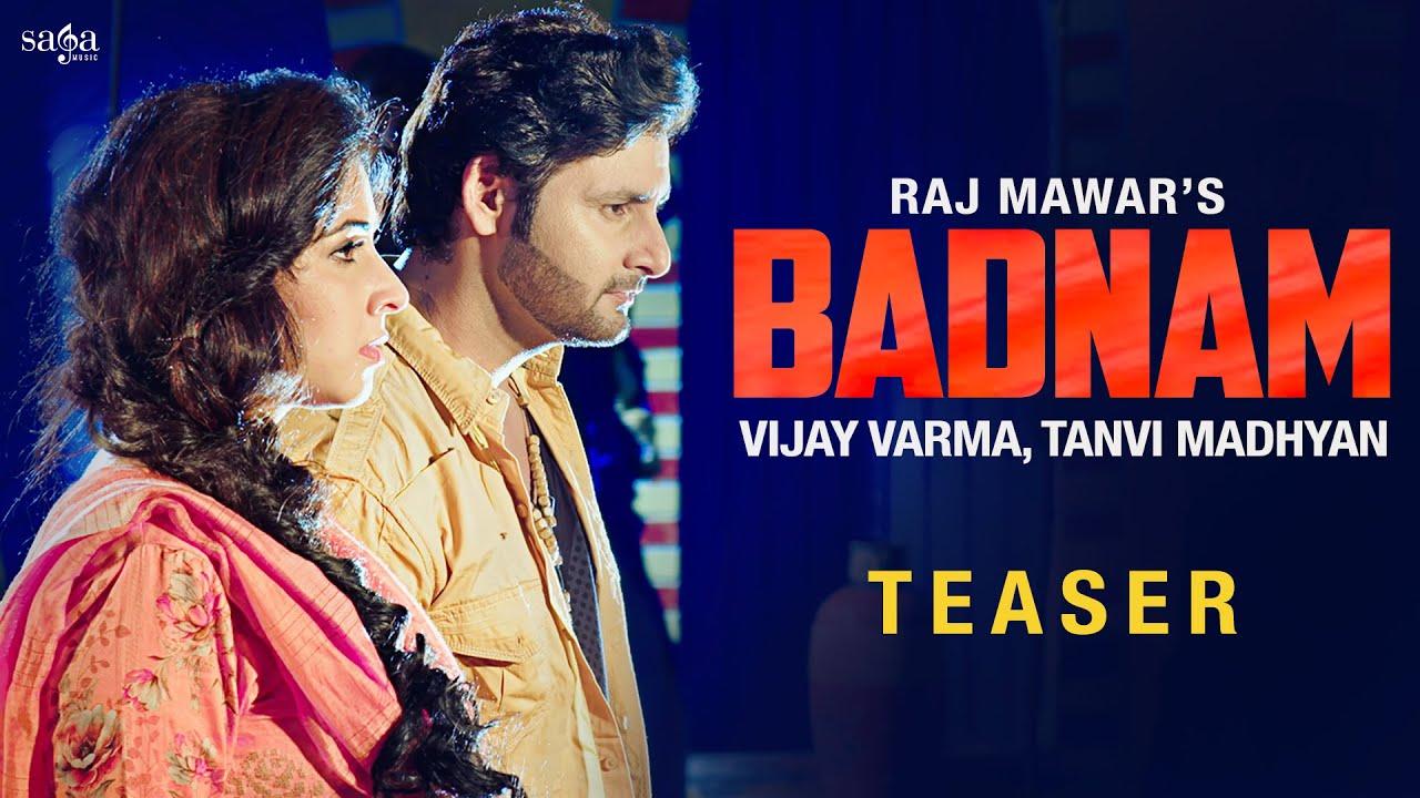 Vijay Varma - Badnam (Official Teaser) | Raj Mawar | Andy Dahiya | New Haryanvi Songs Haryanavi 2020