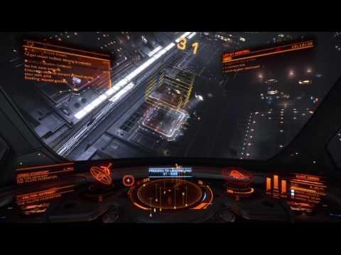 Elite Dangerous: The Smuggler's Life