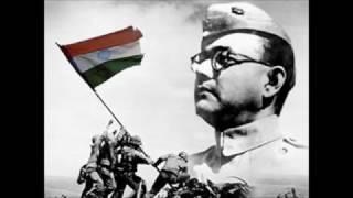 Indian National Anthem JANA GANA MANA was chosen by Netaji Subhas Chandra Bose