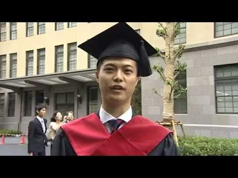 Message from Graduates, Gu Jian, Graduate School of Finance, Accounting and Law