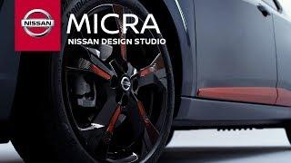 NISSAN Design Studio - MICRA