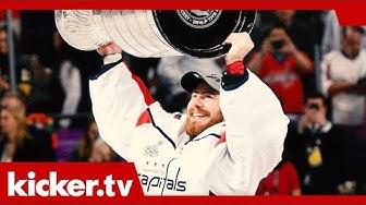 Philipp Grubauer - Stanley-Cup-Sieger 2018   kicker.tv