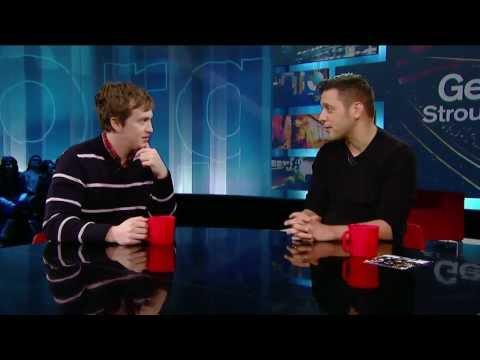 Matt Johnson on George Stroumboulopoulos Tonight: INTERVIEW