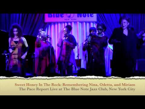 "The Pace Report: ""Remembering Miriam, Odetta, and Nina"" The Sweet Honey In The Rock Interview"