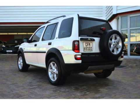 2005 land rover freelander 2 0 td4 hse auto for sale on auto trader south africa youtube. Black Bedroom Furniture Sets. Home Design Ideas