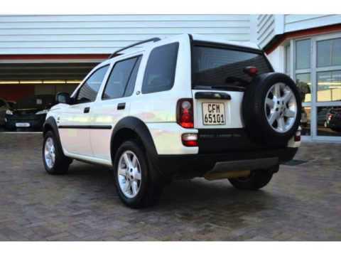 2005 land rover freelander 2 0 td4 hse auto for sale on auto trader south africa youtube - Espejo retrovisor land rover freelander ...