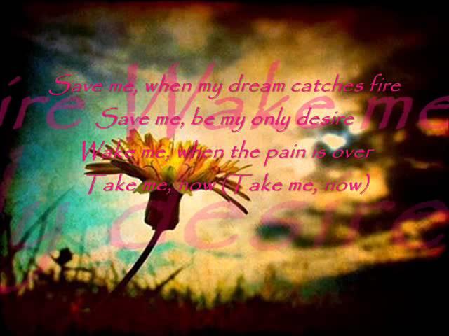 Sajna - A R Rahman and Michael Bolton lyrics