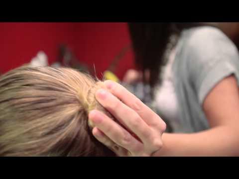 Kid's Hair Tips - Classic Bun