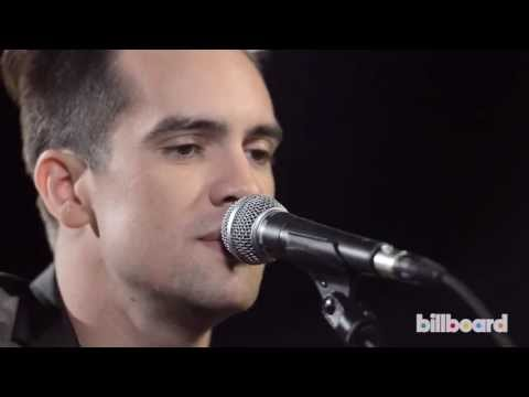 "Panic! At The Disco Perform ""This Is Gospel"" LIVE Billboard Studio Session"