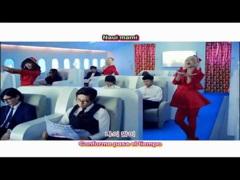 Download (MV) Sistar - Shady Girl / Spanish + Karaoke