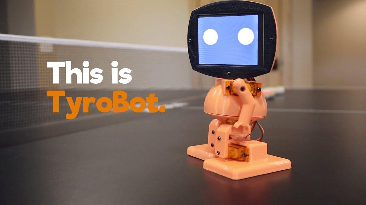 Tyrobot diy humanoid robot kit youtube tyrobot diy humanoid robot kit solutioingenieria Gallery