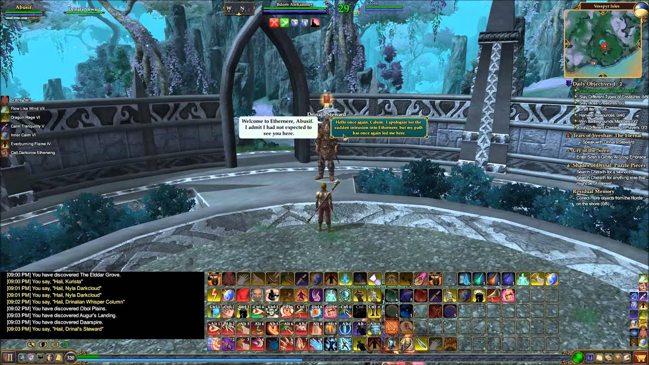 Everquest 2 2013 gameplay