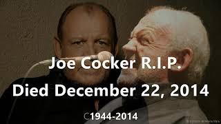 joe cocker delta lady rip dead at 70