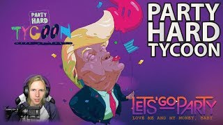 Party Hard TYCOON? PC Gameplay