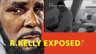 BREAKING:  Criminal Charges Pending As 3rd R.Kelly Video Tape Surfaces?!?!