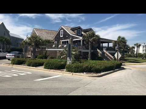 Atlantic Beach NC Boardwalk and Circle 2017