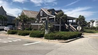 Atlantic Beach NC Boardwalk and Circle 2017