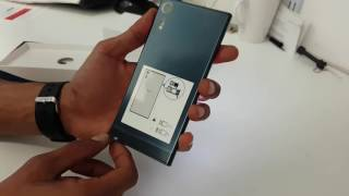 sony Xperia XZ F8331 Unboxing Video