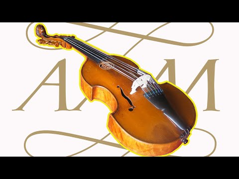 An Introduction to the Viola d'amore