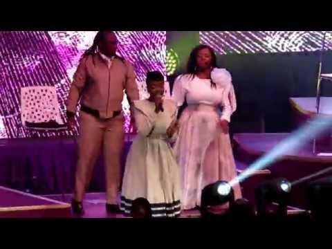 Modimo wa re sheba   Joyous Celebration 20 Tour   ICC Arena Durban