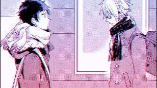 |18+| Любовный Этюд! | 2 глава | озвучка яой манги.