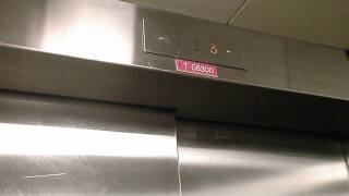 Lagerquist Dover Elevator at Anderson Hall